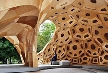 Textures & Structures / by Linda Verdoold