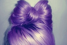 Hairstyles and colors / by Amy Pavel-Potts