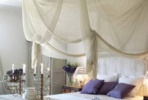 Interiors - Bedroom Bliss / by Kathy Maden