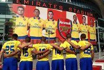 Arsenal FC / by Amy Pavel-Potts