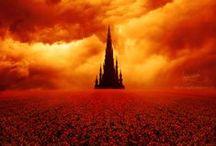 The Dark Tower / Stephen King, Gunslinger, Roland, Ka-tet, Ka / by Lana Falora