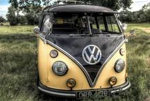 Volkswagen Buses / by Stephan Baker