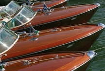 Antique Wooden Boats / by Kristy Hackleman