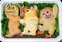 Yum - Lunch & Lunch Box / by Kathy Maden