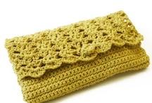 Crochet - Bags, Purses / by Barbara Farnsworth