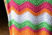 Crochet - Afghans / by Barbara Farnsworth
