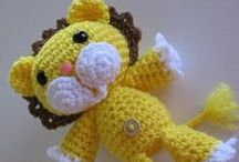 Crochet - Amigurumi,Toys / by Barbara Farnsworth