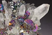 Rocks and minerals / by Kate Wall