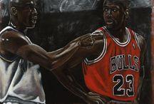 Michael Jordan #23 /   / by Christopher Lyon