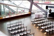 Edmonton / YEG Ceremony + Reception Venues / Edmonton Wedding Ceremony Venues + Edmonton Wedding Reception Venues / by A Modern Proposal - Edmonton Wedding Planner