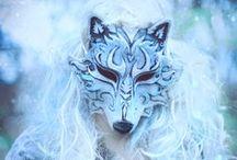Masks / by Kayren Kittrick