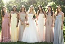 Be my Bridesmaid? / Bridesmaid Inspo / by Bravura Fabulous-Fashion