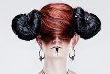 On the Dark Side... / Steampunk/goth lifestyle / by Hairpik Creative