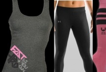 Outfit - Workout Gear / by Mary Casey