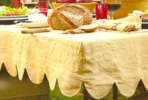 Feast Gear / Things for the table when attending formal, or informal, feasts  / by Kayren Kittrick