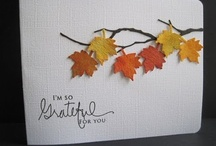 Cards Autumn / by Donna Curtis