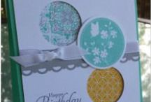 Cards Circles / by Donna Curtis