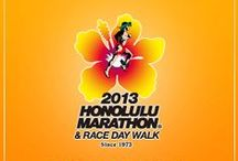 2013 Honolulu Marathon / Race will be held on Sunday, December 8, 2013. Get inspired from these pictures from last year & run in paradise here in Hawaii! / by Honolulu Marathon