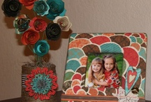 Scrapbooking Love / by Lindsey Thomas