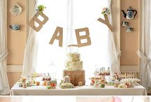 Baby Showers / by Haleigh Dobyns