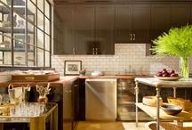 Kitchens / by Kayla Camp-Warner