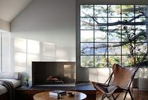 Living Rooms / by Kayla Camp-Warner
