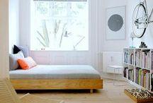 Bedrooms / by Kayla Camp-Warner