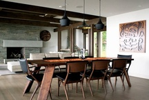 Dining Spaces / by Kayla Camp-Warner