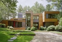 Home Exterior / by Kayla Camp-Warner