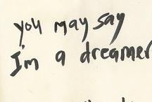 Words... / by Jen