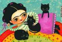Gatitos y gatotes / by Juls Moreno
