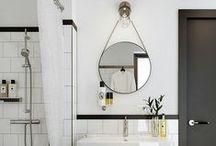 Bathrooms / by Michelle / Rosy Blu