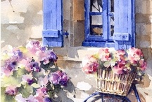 Watercolor / by Lindy Muniz