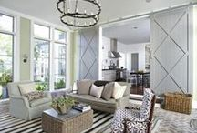 STYLE-#BEACH HOUSE / WHO DOESN'T LOVE THE OCEAN? / by KSID Studio Karen Soojian Interior Design