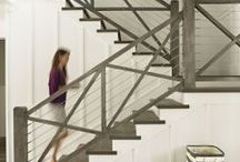 ROUGH-LUX / SOMEHOW THE TWO WORK WELL TOGETHER / by KSID Studio Karen Soojian Interior Design