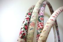 Project ideas for vintage sheets! / by Michelle / Rosy Blu