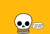 Skulls / by J. Javier. B.R.Meyer⚓