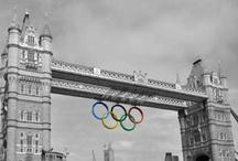 OLYMPICS / by Maryjeanne Gilbert