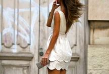 cute little dresses. / by Maryjeanne Gilbert
