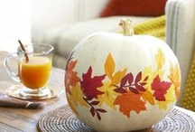Thanksgiving, Halloween, and Fall  / by Kirsten Lowell