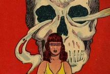 Skulls and skeleton,,II / by J. Javier. B.R.Meyer⚓