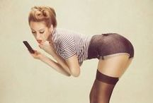 A Fine Pin Up / by Jonathan Phillips