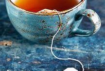 Tea / tea & herbal infusions / by Merel