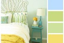Color Palettes / by Stephanie Wendt
