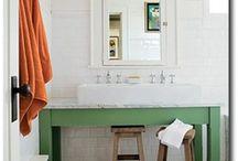 Bathroom / by Jenn {RedberryBarn}