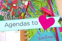 Agendas / Ideas para decorar, alterar gendas. Recursos imprimibles. / by Ana Leal