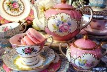 Teapots & Teacups / by s kokeshi