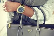 Spotted: Prada bags / Everything Prada Handbags / by Success Dress
