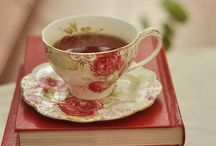 """""""You can never get a cup of tea large enough or a book long enough to suit me."""" -CS Lewis / Anything at all related to tea--lovely pictures, recipes for food to eat with tea and recipes with tea as an ingredient / by Cyndi Martin"""