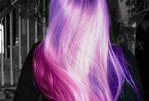 Colorful hair. :) / by Makayla Wetmore